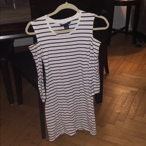 French Connection three quarter sleeve dress